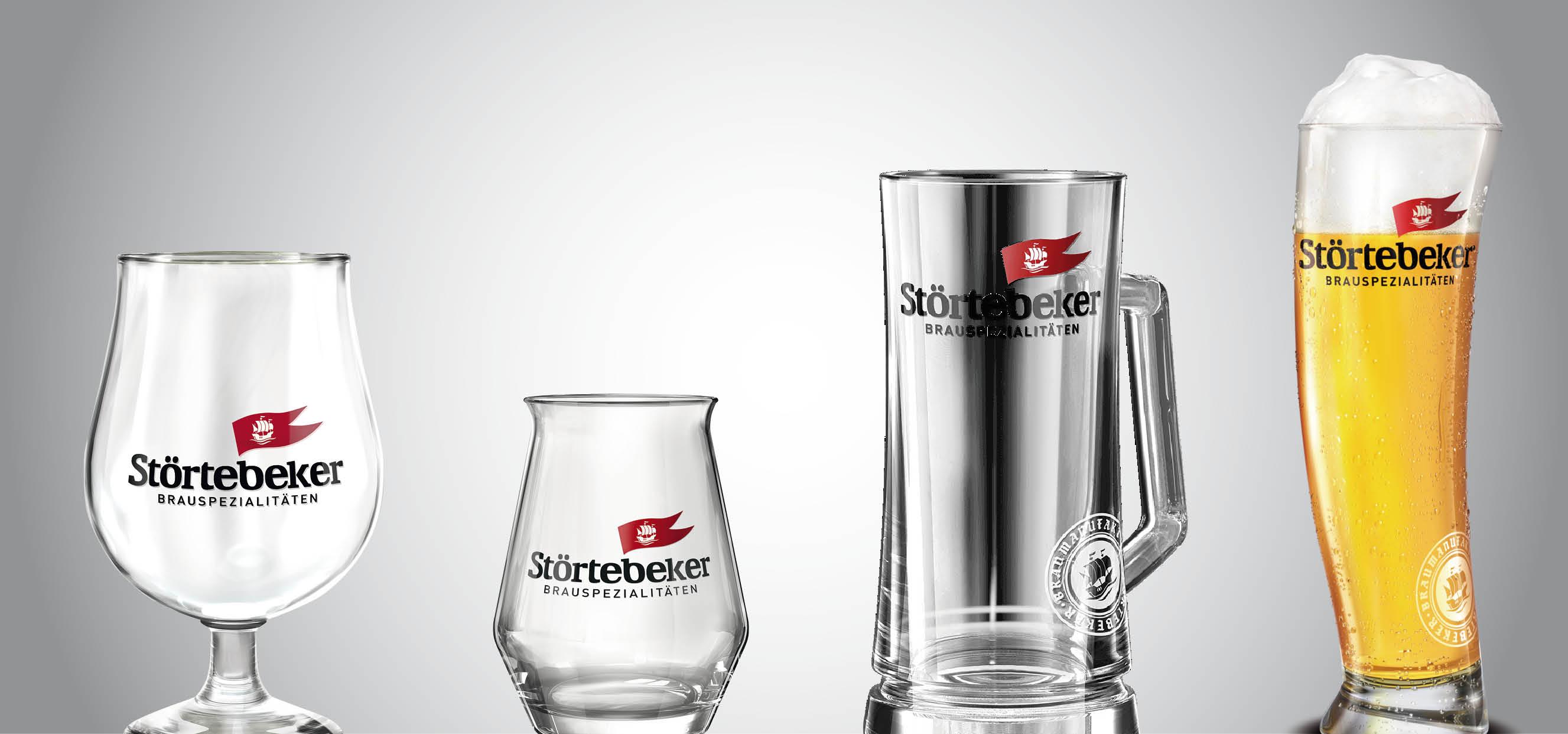 Glas från Störtebeker